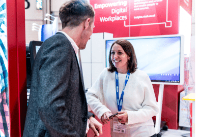 FM conversation at Facilities Show 2019