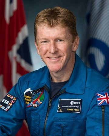 Tim Peake, Inspirational Speaker at Facilities Show